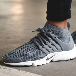 Nike Air Presto Grey Women's Size 8